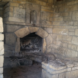 The Castle Fireplace