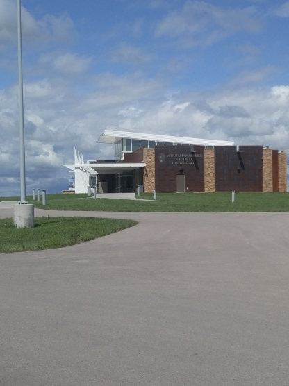 Minuteman Missile National Historic Site visitor center