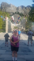 Avenue of the Flags, Mount Rushmore National Memorial