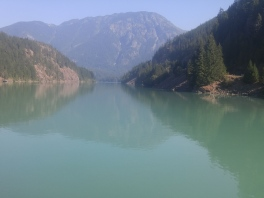 Diablo Lake view