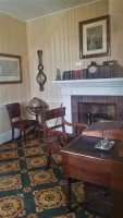 Study in the Chief Factor's Residence at the Fort Vancouver National Historic Site.